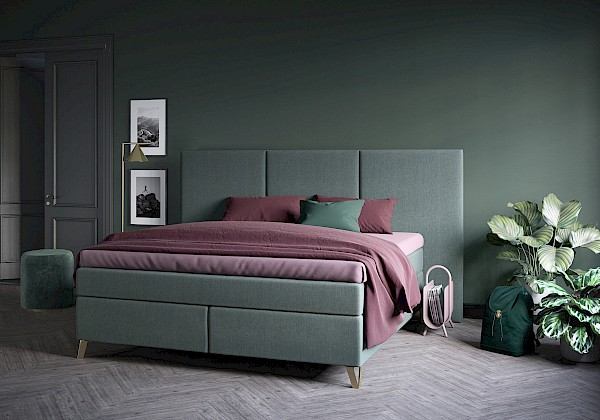 WONDERLAND BOXSPRING W10